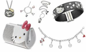"""2012 Sanrio - Swarovski Jewelry Collection"""