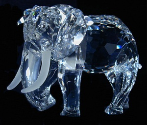 """Swarovski Annual Edition Elephant"""