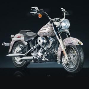 """""""Franklin Mint Harley Davidson"""""""