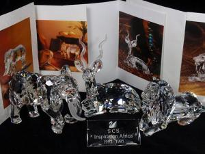 """Swarovski Inspiration Africa Trilogy"""