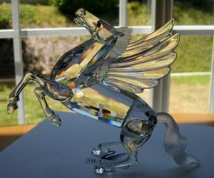 """Swarovski 1998 Annual Edition Pegasus"""