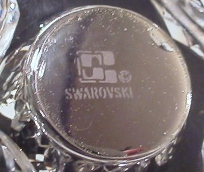 """Swarovski Old Block Logo"""