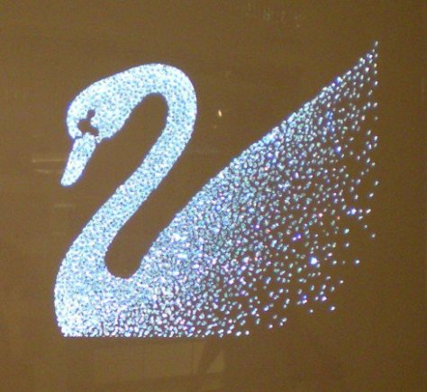 """Swarovski Swan Logo"""