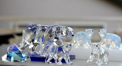 """Swarovski AE Polar Bears 2011 """