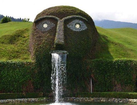 """""""Swarovski Kristallwelten Entrance - The Giant"""""""