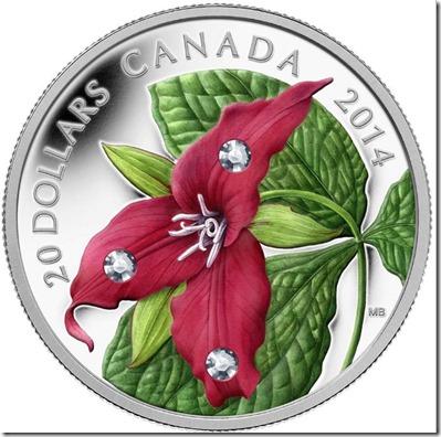 Red Trillium $20 Coin 2014-8[2]