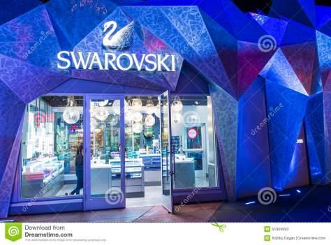 las-vegas-swarovski-las vegas store